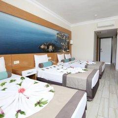 Blue Sky Otel Турция, Кемер - отзывы, цены и фото номеров - забронировать отель Blue Sky Otel онлайн комната для гостей фото 5