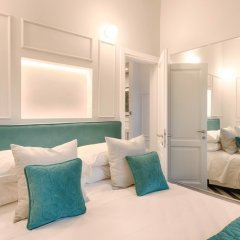 Отель Duomo Luxury Terrace Италия, Флоренция - отзывы, цены и фото номеров - забронировать отель Duomo Luxury Terrace онлайн комната для гостей фото 2