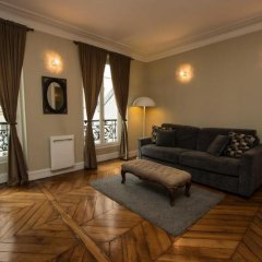 Апартаменты Montorgueil Apartment комната для гостей фото 5