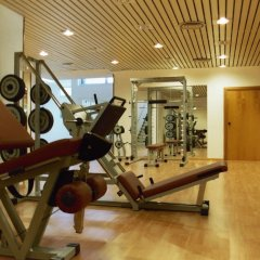 Hotel Majesty Бари фитнесс-зал фото 3