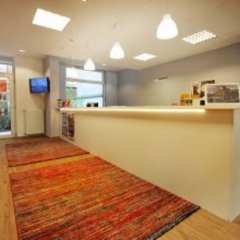 Отель GreenPark ApartHotel интерьер отеля фото 3
