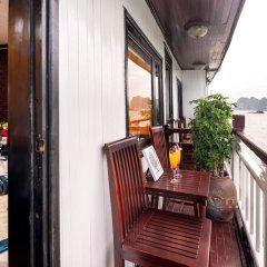 Отель Swan Cruises Halong балкон