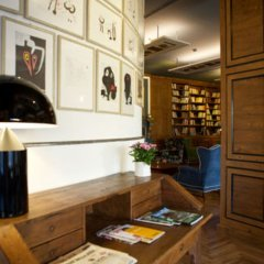 Hotel Duca D'Aosta Аоста интерьер отеля фото 2