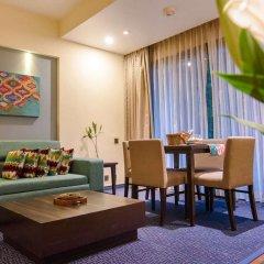 Отель Novotel Goa Resort and Spa Индия, Гоа - отзывы, цены и фото номеров - забронировать отель Novotel Goa Resort and Spa онлайн комната для гостей фото 5