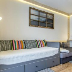 Отель Apartamenty Gronik Zakopane Косцелиско комната для гостей фото 3