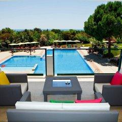 Diamond Sea Hotel Турция, Сиде - отзывы, цены и фото номеров - забронировать отель Diamond Sea Hotel онлайн бассейн фото 2