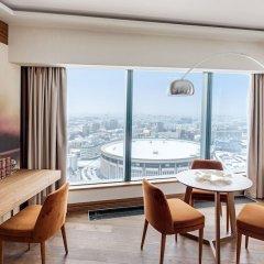 Radisson Blu Olympiyskiy Hotel Москва комната для гостей фото 11