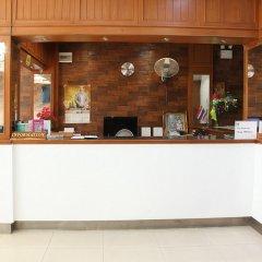 Arya Inn Pattaya Beach Hotel интерьер отеля фото 4