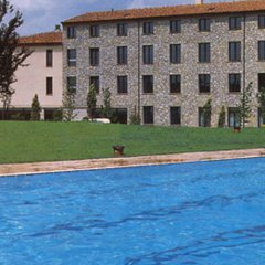 Отель Comtes de Queralt Испания, Санта-Колома-де-Керальт - отзывы, цены и фото номеров - забронировать отель Comtes de Queralt онлайн бассейн фото 3