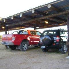 Отель Atahualpa mi Posada парковка