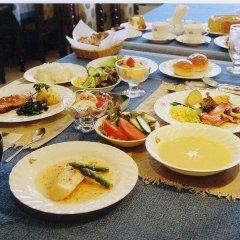 Отель Pension Tabibito Хакуба питание