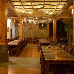 Отель Kumbhalgarh Forest Retreat питание