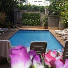 Отель Dacha beach Таиланд, Паттайя - отзывы, цены и фото номеров - забронировать отель Dacha beach онлайн бассейн фото 3