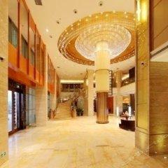 Longjing International Hotel интерьер отеля