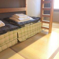 Отель Khaosan Fukuoka Annex Хаката комната для гостей фото 4