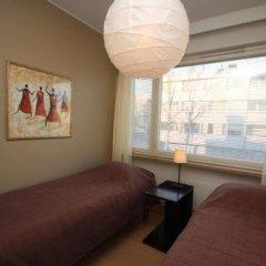 Апартаменты Gella Serviced Apartment Pitäjänmäki комната для гостей фото 4