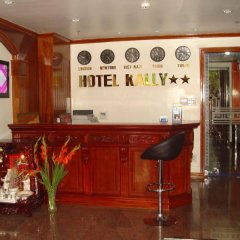 Kally Hotel интерьер отеля фото 3