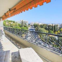 Отель Arcadia Club AP4030 Франция, Ницца - отзывы, цены и фото номеров - забронировать отель Arcadia Club AP4030 онлайн балкон