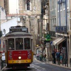 Отель MIRAPARQUE Лиссабон городской автобус