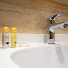 Отель Villa Gracia Черногория, Будва - отзывы, цены и фото номеров - забронировать отель Villa Gracia онлайн ванная фото 2