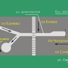 Гостиница Украина парковка