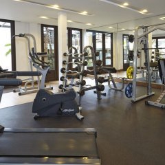 Woodlands Hotel & Resort Паттайя фитнесс-зал