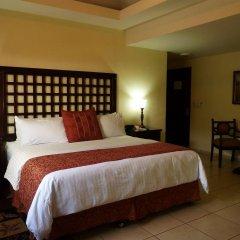 Отель La Casa De Los Arcos Сан-Педро-Сула комната для гостей