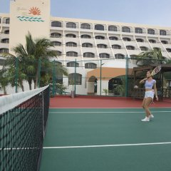 Отель Golden Parnassus Resort & Spa - Все включено спортивное сооружение