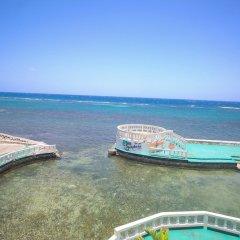 Sahara Hostel пляж фото 2