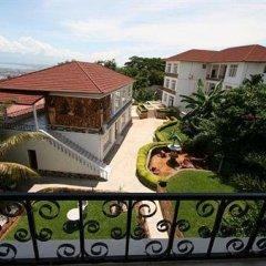 Отель Top Hill Residence Kiriri балкон