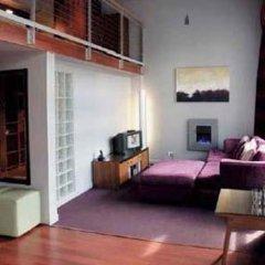 Апартаменты Gallery Apartments комната для гостей фото 3