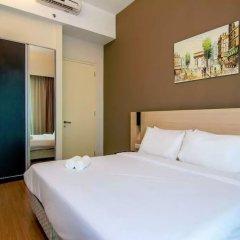 Отель Queens Service Suite at Swiss Garden residence Малайзия, Куала-Лумпур - отзывы, цены и фото номеров - забронировать отель Queens Service Suite at Swiss Garden residence онлайн комната для гостей фото 2