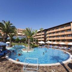 Grand Side Hotel Турция, Сиде - отзывы, цены и фото номеров - забронировать отель Grand Side Hotel онлайн бассейн фото 3