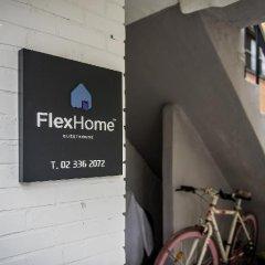 Flex Home Guesthouse - Hostel вид на фасад фото 3