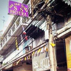 Отель SS Hotel Bangkok Таиланд, Бангкок - отзывы, цены и фото номеров - забронировать отель SS Hotel Bangkok онлайн вид на фасад