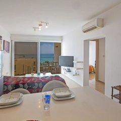 Отель Fig Tree 406 Platinum Кипр, Протарас - отзывы, цены и фото номеров - забронировать отель Fig Tree 406 Platinum онлайн комната для гостей фото 2