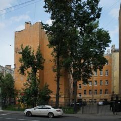 Mini Hotel 8 Sov парковка