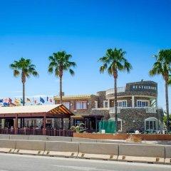 Отель Villa Bennecke Marina пляж