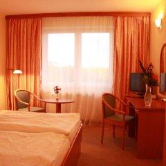 Отель Lazensky Hotel Pyramida I Чехия, Франтишкови-Лазне - отзывы, цены и фото номеров - забронировать отель Lazensky Hotel Pyramida I онлайн комната для гостей фото 2