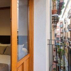 Отель Apartamentos Lonja Валенсия балкон