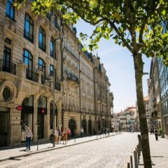 Отель Pestana Porto - A Brasileira City Center And Heritage Building Порту фото 3