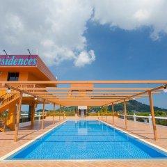 Отель ID Residences Phuket бассейн