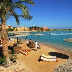 Отель Steigenberger Golf Resort El Gouna пляж фото 2
