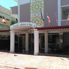 Отель Send Apart Otel парковка