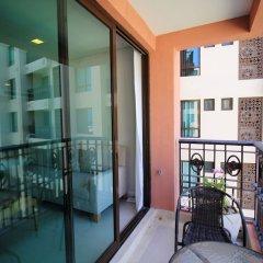 Отель Marrakesh Condo Residence by Hua hin property online балкон