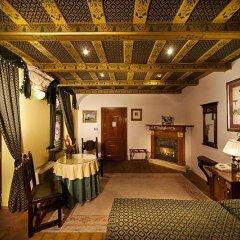Отель U Pava Прага питание фото 2