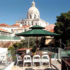 Отель Alfama Terrace Португалия, Лиссабон - отзывы, цены и фото номеров - забронировать отель Alfama Terrace онлайн бассейн