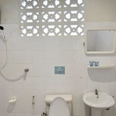 Отель Yanui Beach Hideaway ванная