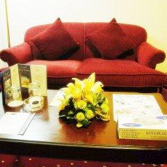 Отель Dana Plaza в номере