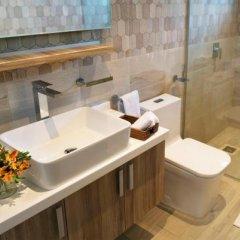 Отель Opal Suites Мексика, Плая-дель-Кармен - отзывы, цены и фото номеров - забронировать отель Opal Suites онлайн ванная